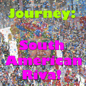 South American Riva!, Vol.1 Albumcover