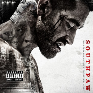 Southpaw (Music From And Inspired By The Motion Picture) Albumcover