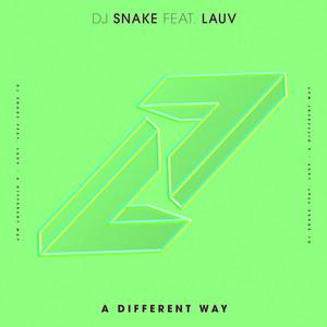 A Different Way (with Lauv) Albümü