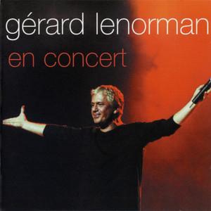 Gérard Lenorman en concert album