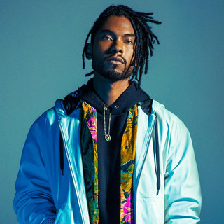 Album cover for waves (tame impala remix) by Miguel