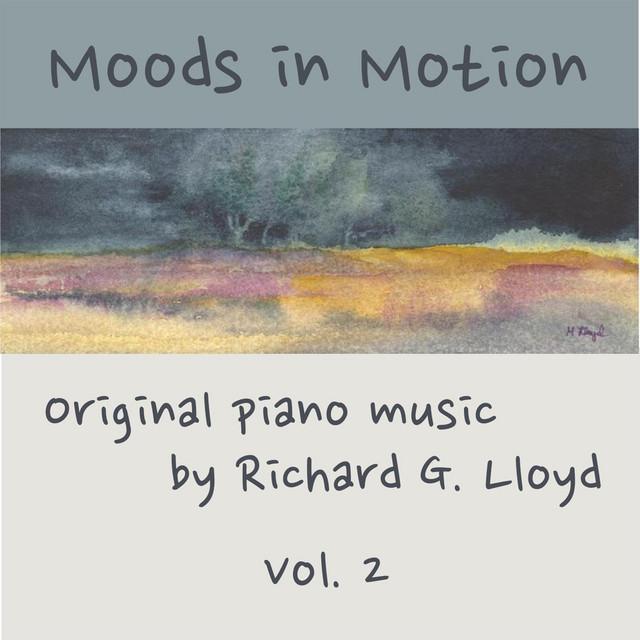 Richard Lloyd Moods in Motion, Vol. 2 album cover