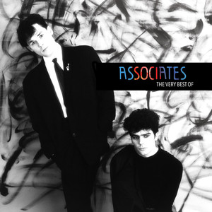 The Associates The Affectionate Punch - Demo cover