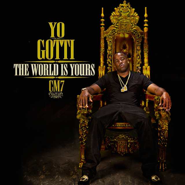 CM7: The World Is Yours Albumcover