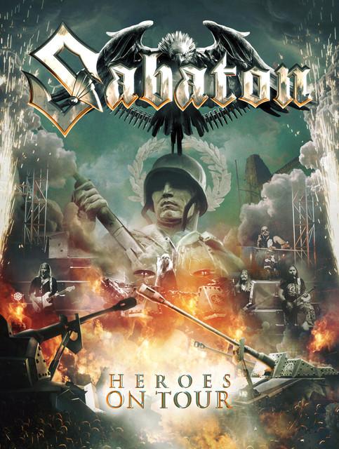 Sabaton Heroes on Tour (Live) album cover