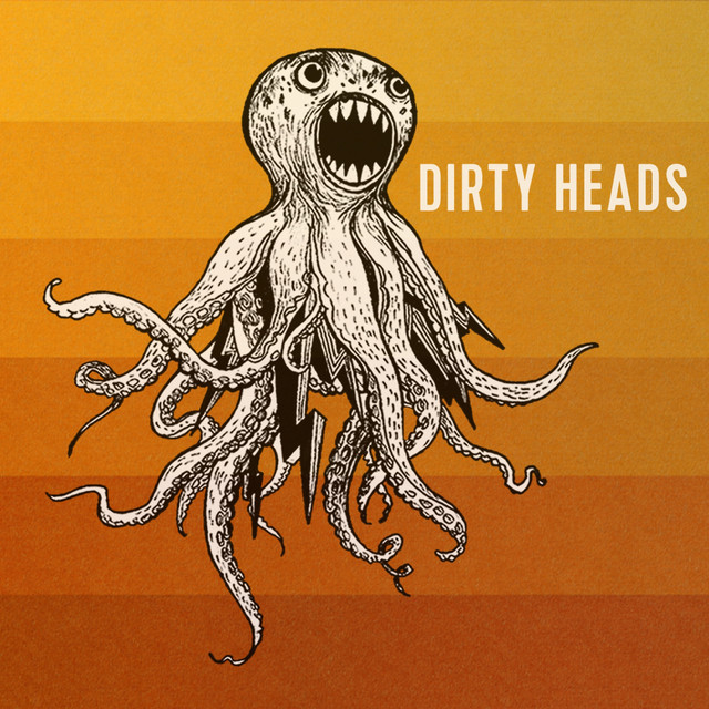 Album cover for Dirty Heads by Dirty Heads