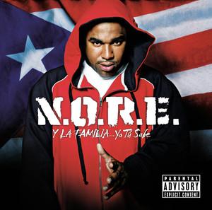 N.O.R.E. N.O.R.E. cover