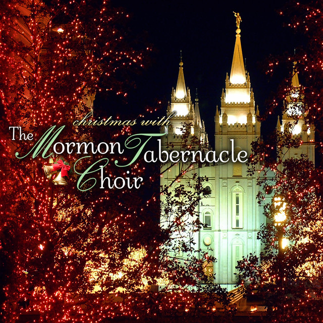 Lighted 8 Song Musical Holiday Christmas Carolers Choir: Christmas With The Mormon Tabernacle Choir By Mormon