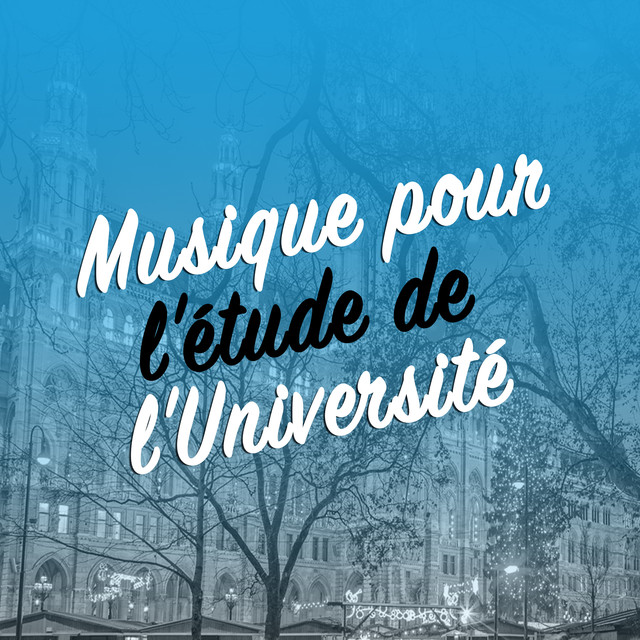 Musique pour l'étude de l'Université Albumcover