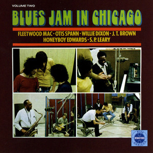 Blues Jam in Chicago, Volume 2 album