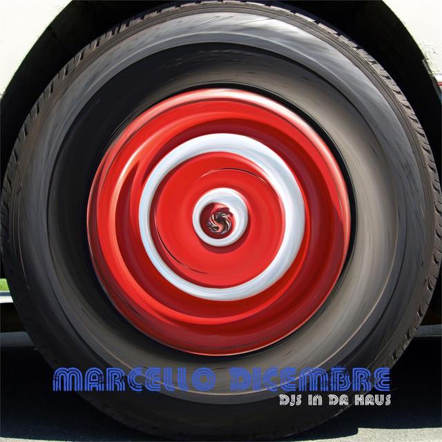 Album cover for Djs in da haus by Marcello Dicembre