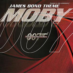 James Bond Theme (Moby's re-version) album