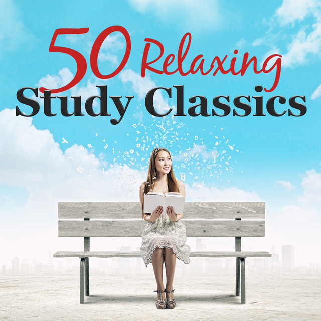 50 Relaxing Study Classics Albumcover