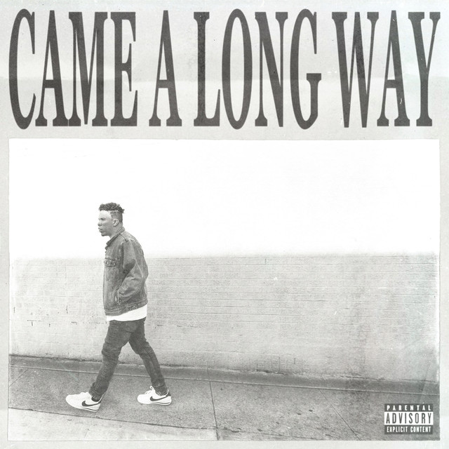 Album cover for Came A Long Way by Demrick