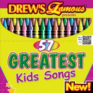 57 Greatest Kids Songs album