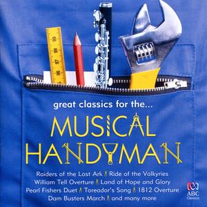 The Musical Handyman Albumcover