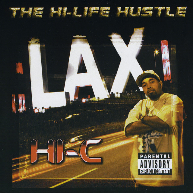 Hi-C The Hi-Life Hustle album cover
