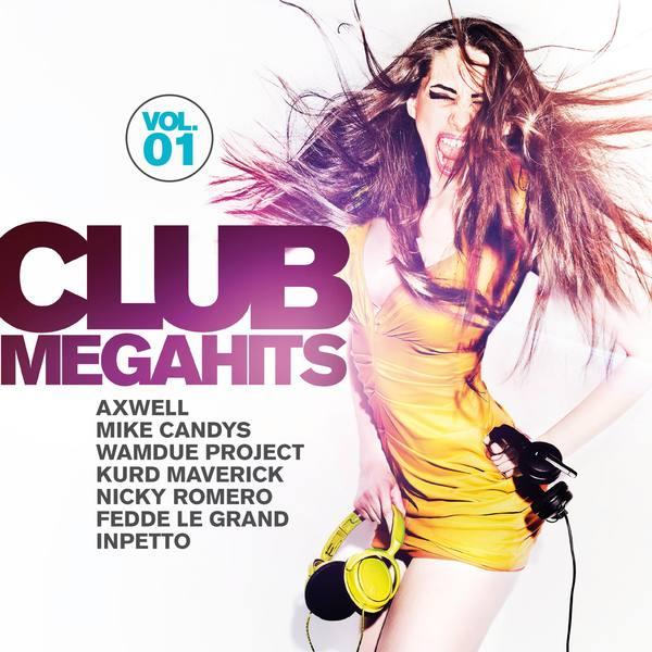 Club Megahits, Vol. 1