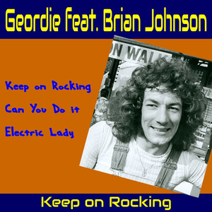 Geordie, Brian Johnson Electric Lady cover
