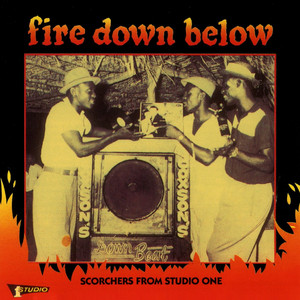 Fire Down Below: Scorchers From Studio One album