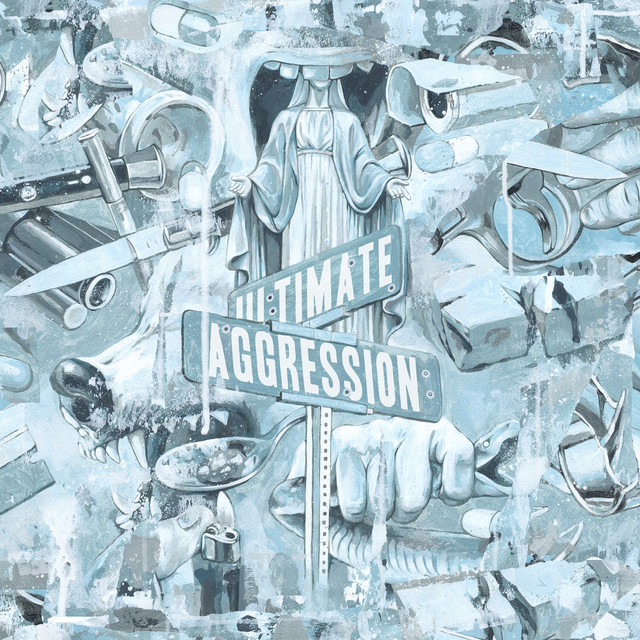 Album cover for Ultimate Aggression by Year of the Knife
