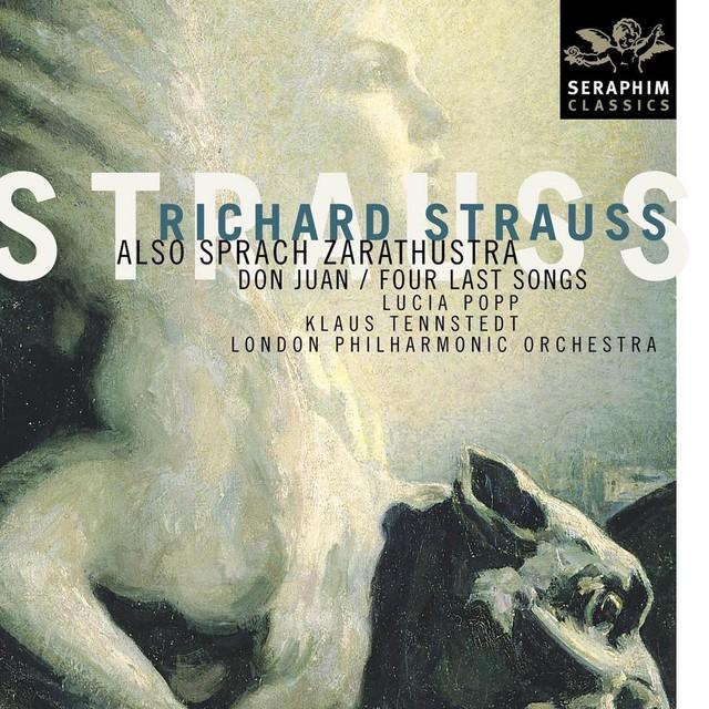 Strauss - Also Sprach Zarathustra Albumcover
