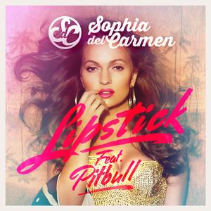 Sophia del Carmen, Pitbull Lipstick cover