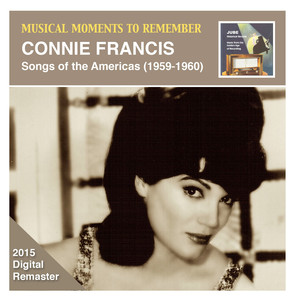 Connie Francis Jalousie cover