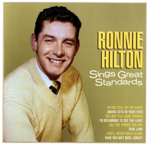 Ronnie Hilton Sings Great Standards album