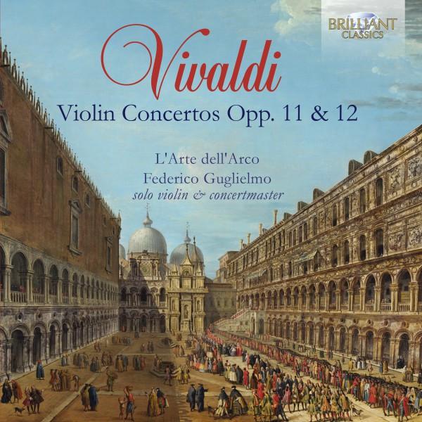 Vivaldi: Violin Concertos, Op. 11 & 12