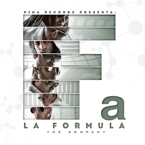 Pina Records Presenta : La Fórmula , the Company album