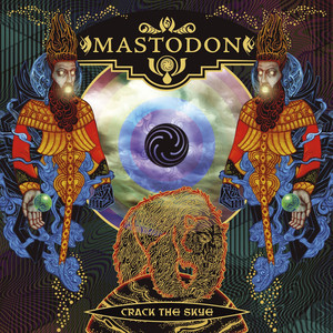 Mastodon Crack the Skye cover