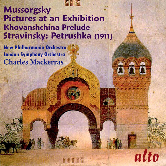 Mussorgsky: Pictures at an Exhibition; Stravinsky: Petrushka