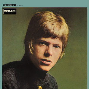 David Bowie Albumcover