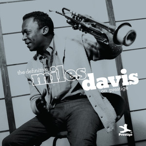 The Definitive Miles Davis on Prestige Albumcover