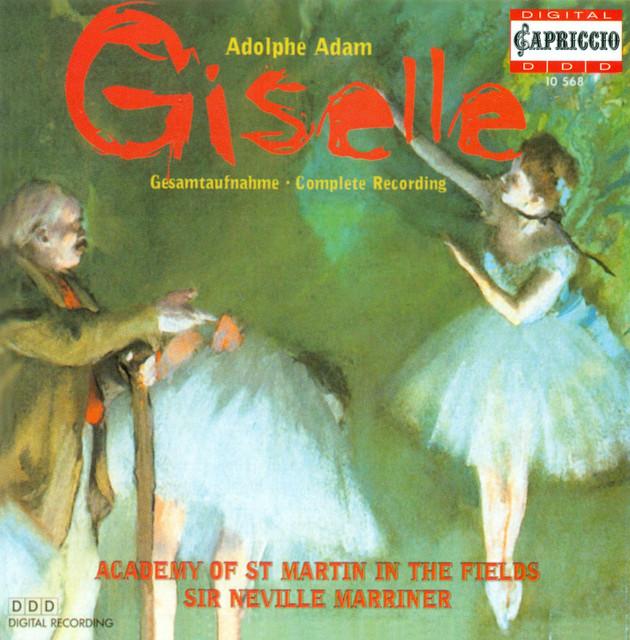 Adam, A.: Giselle [Ballet]