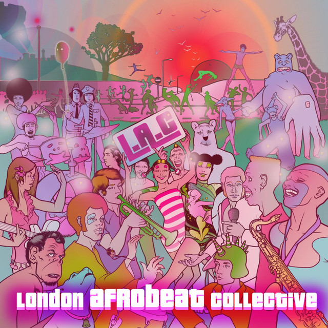 London Afrobeat Collective tickets and 2019 tour dates