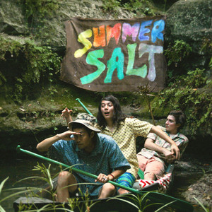 Album cover for driving to hawaii by Summer Salt