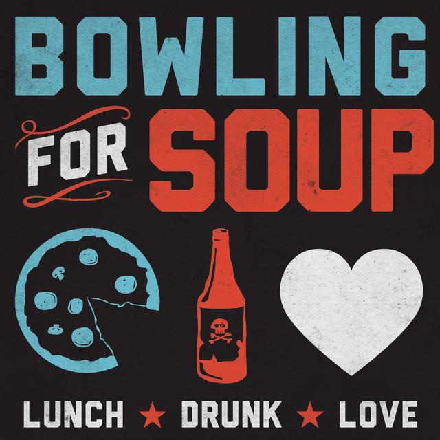 Lunch. Drunk. Love.