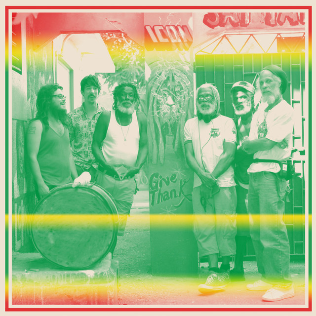 FRKWYS Vol. 9: Sun Araw & M. Geddes Gengras meet The Congos