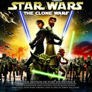 Star Wars: The Clone Wars Albumcover