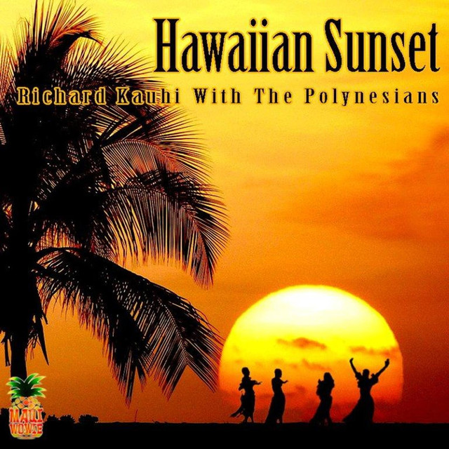 Honolulu, I Love You, a song by Richard Kauhi, The