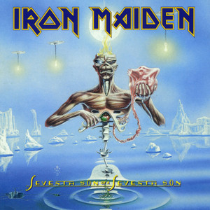 Iron Maiden Infinite Dreams cover