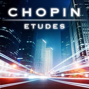 Chopin Etudes Albumcover