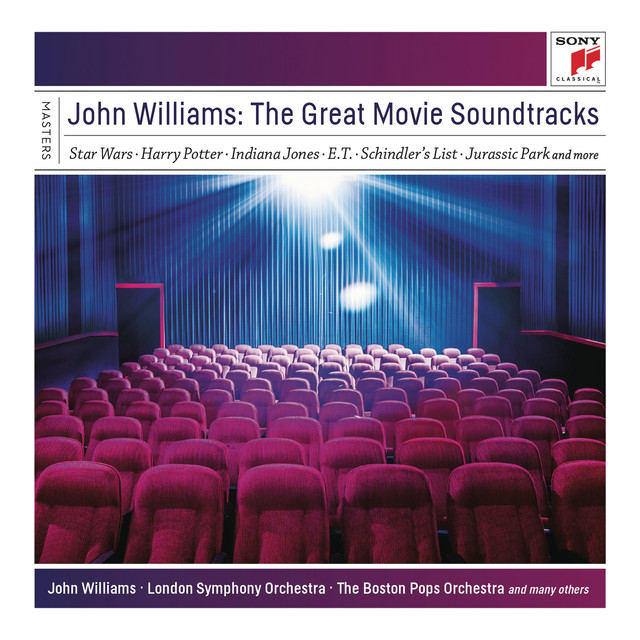 John Williams: The Great Movie Soundtracks Albumcover