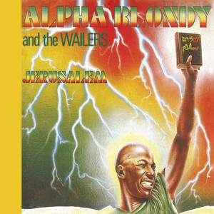 The Wailers, Alpha Blondy Politiqui cover