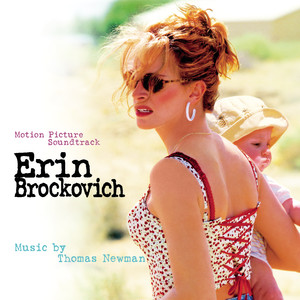 Erin Brockovich - Original Motion Picture Soundtrack Albumcover