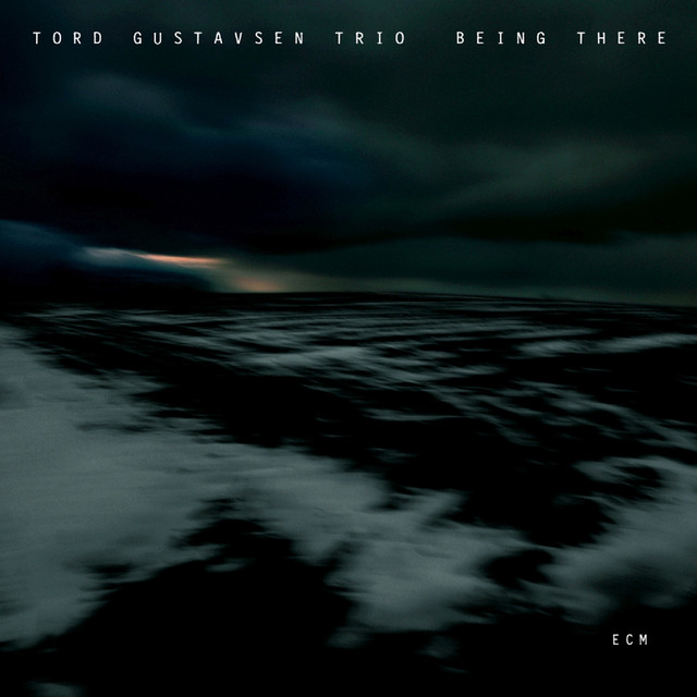 Album cover for Being There by Tord Gustavsen Trio