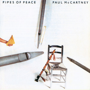 Pipes Of Peace Albumcover