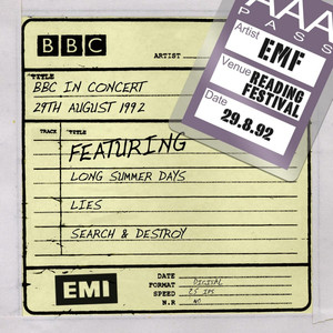 BBC In Concert [29th August 1992] album